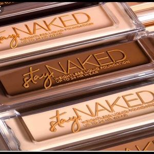 💛New Urban Decay Stay Naked Foundation 11NN💛